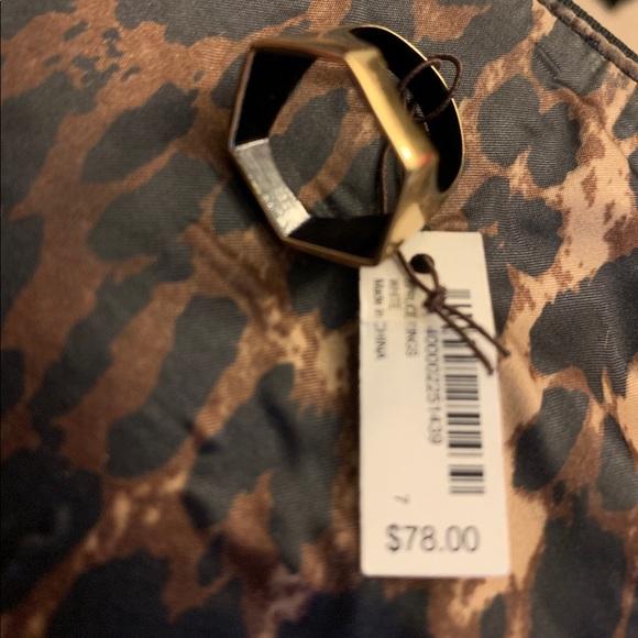 henri bendel Jewelry - Henri Bendel Ring sz 7 NWT